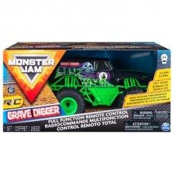 Spin Master Monster Jam RC: 1:24 Grave Digger