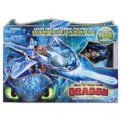Dragons Ziejący Smok Szczerbatek