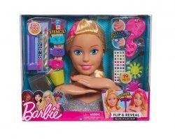 Just Play Barbie Deluxe głowa do stylizacji blond