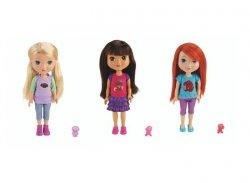 Mattel Dora i przyjaciele Lalki Ast.