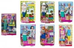 Mattel Barbie Kariera zestaw Ast.