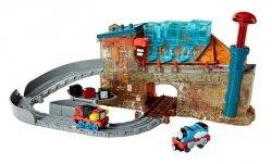 Mattel Tomek i Przyjaciele Take-n-Play Fabryka lokomotywek