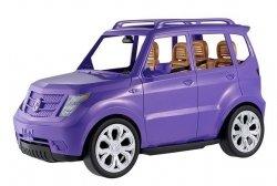Mattel Barbie Fioletowy SUV