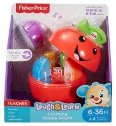 Mattel Fisher Price Ucz się i śmiej Uczące jabłuszko