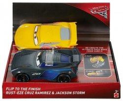 Mattel Cars Auta Odjazdowe fikołki