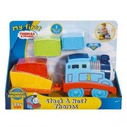 Mattel Tomek i Przyjaciele My First Mój pierwszy Tomek z klockami