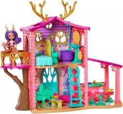 Mattel Enchantimals Domek jelonków