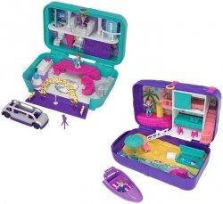 Mattel Polly Pocket Ukryte miejsca Zestawy Ast.
