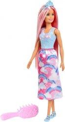 Mattel Barbie Dreamtopia Lalka Księżniczka do czesania Ast.