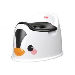 Mattel Fisher Price Nocniczek Pingwin