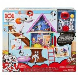 Mattel 101 Dalmatyńczyków Domek na drzewie Dylana Zestaw