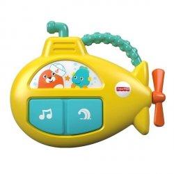 Mattel Fisher Price Muzyczna łódź podwodna