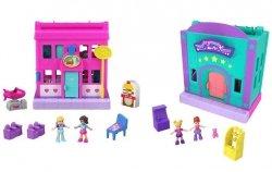 Mattel Polly Pocket Sklepik Pollyville™ Zestaw do zabawy Ast.