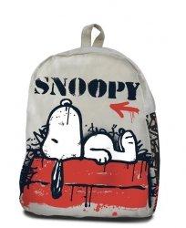 Snoopy płócienny plecak