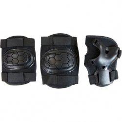 Ochraniacze Na Rolki Vizari 601 Czarne S