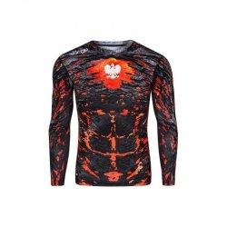 Koszulka Termoaktywna Lawa Surge Polonia R.Xl
