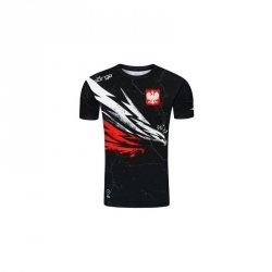 Koszulka Termoaktywna Orzeł Błyskawica Surge Polonia R.Xl