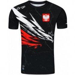 Koszulka Termoaktywna Orzeł Błyskawica Surge Polonia R.M