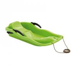 Sanki Plastikowe Race Zielone