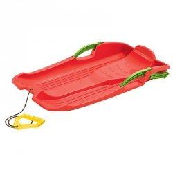 Sanki Plastikowe Hornet Czerwone