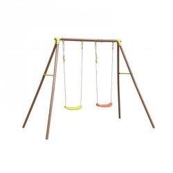 Huśtawka Ogrodowa 2 Częściowa Plac Zabaw Dla Dzieci