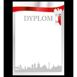 Dyplom Papierowy - Ogólny Polska (25 Szt.)