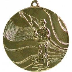 Medal Wędkarstwo Złoty Mmc3850/G