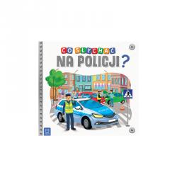 CO SŁYCHAĆ NA POLICJI?