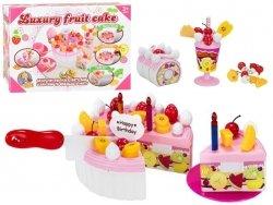 Zestaw Przyjęcie Urodzinowe Tort na Rzepy Desery