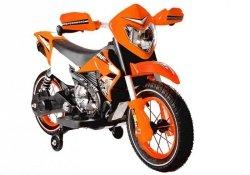 Motor Na Akumulator FB-6186 Pomarańczowy