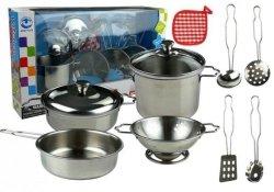 Zestaw akcesoriów kuchennych dla dzieci Garnki