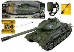 Czołg R/C 1:28 Zdalnie Sterowany T-34 Podczerwień