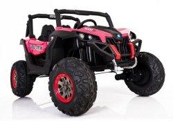 Auto Na Akumulator Jeep XMX603 Różowy