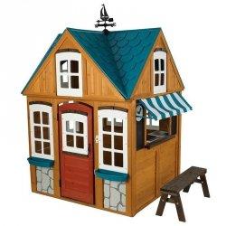 Drewniany domek ogrodowy KidKraft Seaside