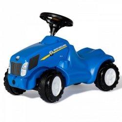 New Holland Jeździk Traktor Klakson Pchacz 1-4 Lat Rolly Toys rollyMinitrac