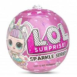 L.O.L. SURPRISE  Błyszcząca laleczka - kula niespodzianka Seria 1