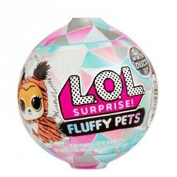 Zwierzątko LOL Fluffy Pets Winter Disco Seria 1 - L.O.L. SURPRISE