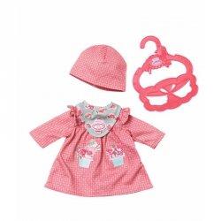 Baby Annabell Wygodne Ubranko 36 cm Czerwone