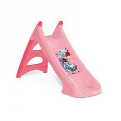 Smoby Zjeżdżalnia XS Disney Princess powłoka Anty UV Ślizg 95 cm