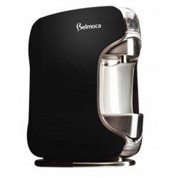 Belmoca Belina Black Pump pressure 19 bar, Capsule coffee machine, 1450 W, Black