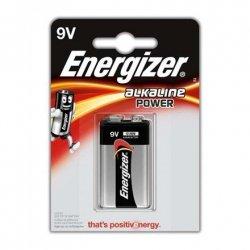 Energizer 9V/6LR61, Alkaline Power, 1 pc(s)