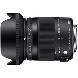 Sigma 18-200mm F3.5-6.3 DC Macro OS HSM* Sony [CONTEMPORARY]