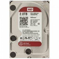 Western Digital Red 2TB SATA 6 Gb/s 5400 RPM, 2000 GB, 64 MB
