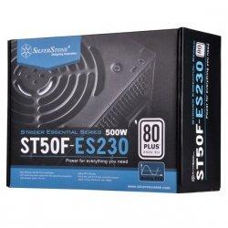 SilverStone SST-ST50F-ES230 v 2.0 500 W, 456 W
