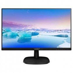 Philips 273V7QJAB/00 27 , IPS, FHD, 1920 x 1080 pixels, 16:9, 5 ms, 250 cd/m², Black