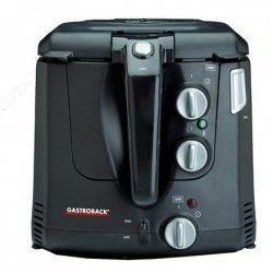Gastroback Vita-Spin Fryer Black, 2000 W, 2.5 L