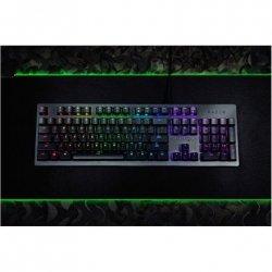 Razer Huntsman, Gaming, Russian, Opto-Mechanical, RGB LED light Yes, Wired, Black