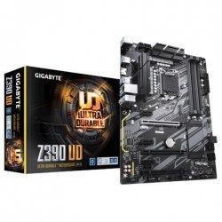 Gigabyte Z390 UD Processor family Intel, Processor socket LGA1151, DDR4 DIMM, Memory slots 4, Chipset Intel Z, ATX