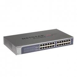 Netgear Switch JGS524PE-100EUS Web Management, Rack mountable, 1 Gbps (RJ-45) ports quantity 24, Power supply type Internal
