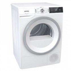 Gorenje Dryer machine DA92IL Heat pump, Condensation, 9 kg, Energy efficiency class A++, Number of programs 14, White, LED, Dept